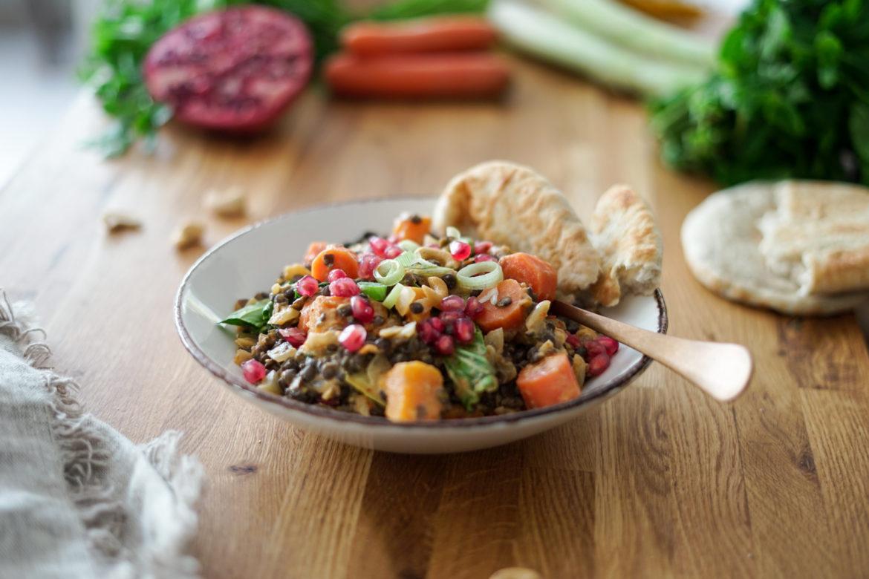 Recette Curry Vege Lentilles 16