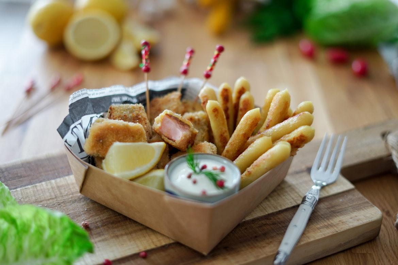 Recette Fish And Gnocchis Rolls Dore 4