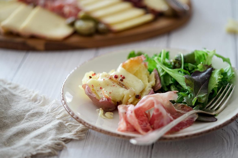 Recette Raclette Suisse 26