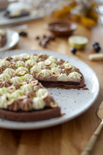 Recette Tarte Trois Chocolats Chaud 26