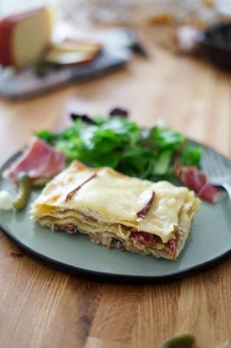 Recette Lasagnes Raclette Lustucru V3 21