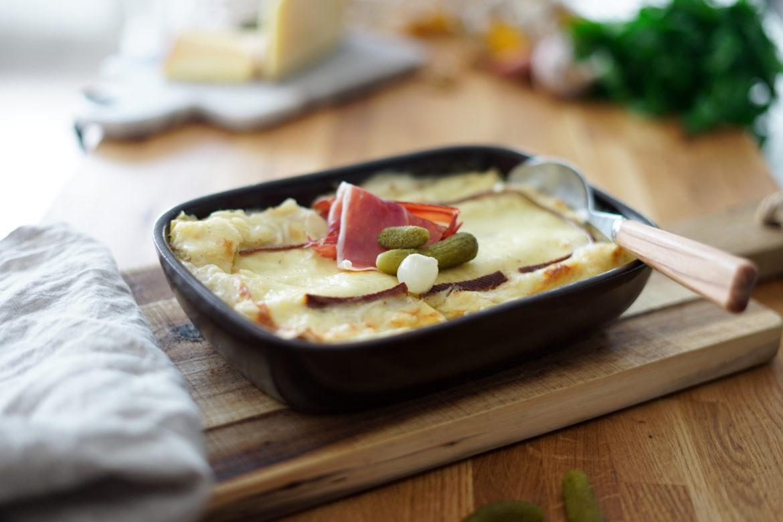 Recette Lasagnes Raclette Lustucru V3 4