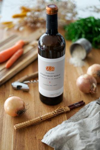 Recette Brocoli Oignons Vin Pacherenc