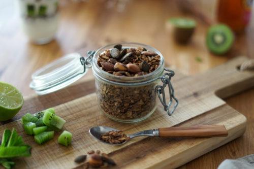 Recette Kiwi Granola Parfait 18