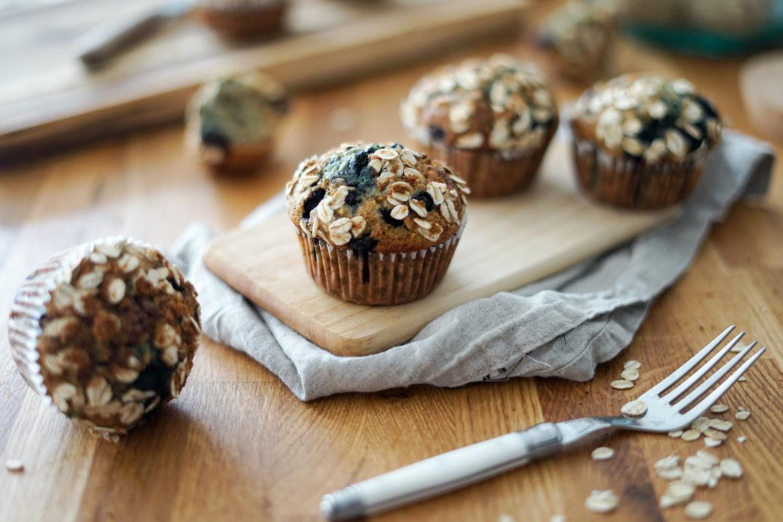 Recette Muffins Avoine Myrtille 19