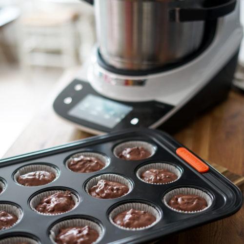 Recette Cupcake Chocolat Bosch Cookit 3