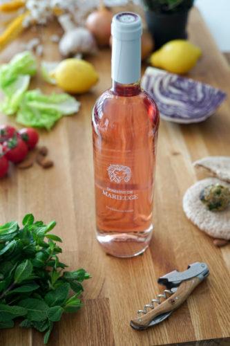 Recette Pita Falafels Marieuge Rose Vin 5