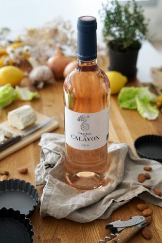 Recette Quiche Saumon Calavon Rose Vin 6