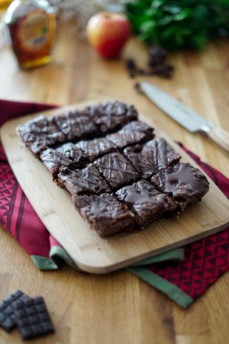 Recette Brownie Sans Farine Healthy 3