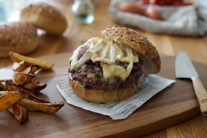 Recette Burger Aop Neufchatel 16