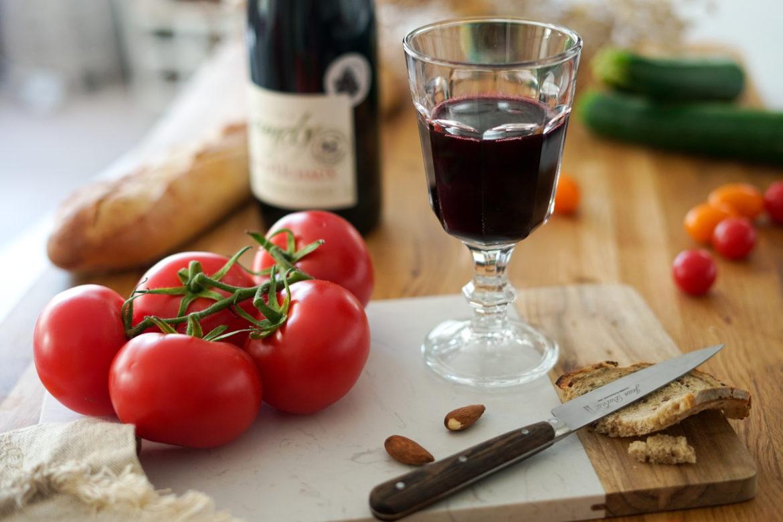 Recette Vins Legumes Accord 5