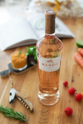 Vin Manon Rose Sauce Carottes 4