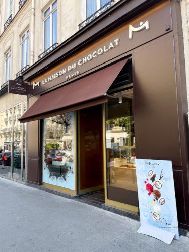 Maison Du Chocolat Batonnets Givres 17