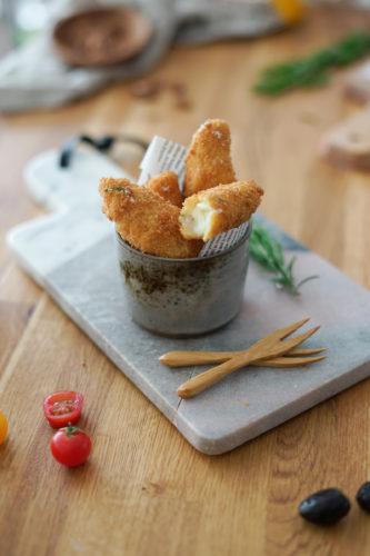 Recette Croquettes Mozzarella 5