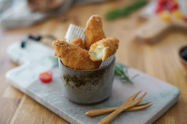 Recette Croquettes Mozzarella 6