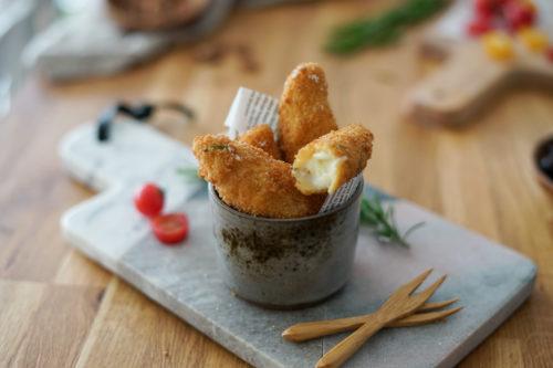 Recette Croquettes Mozzarella 8