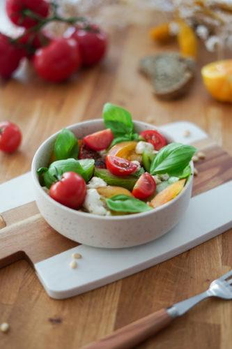 Recette Salade Caprese 7