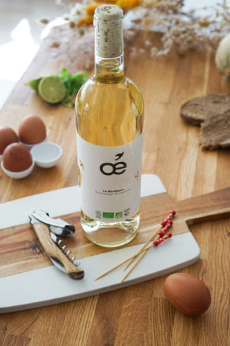 Vin Oe For Good Languedoc Blanc