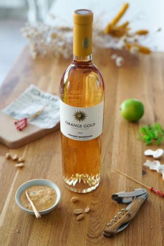 Orange Gold Vin Croquettes 2